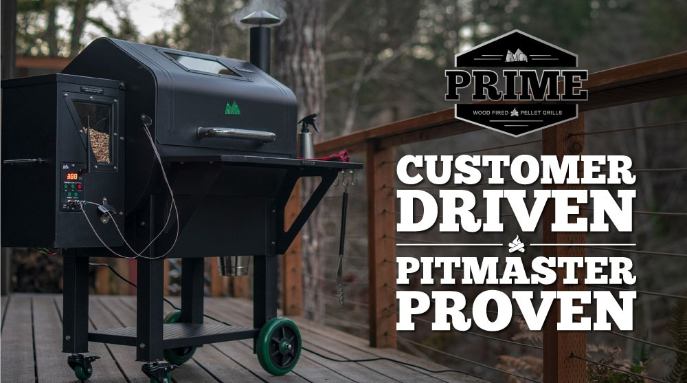 Green Mountain Grills Prime Pellet Grill